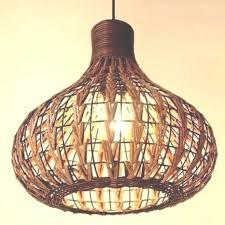 wicker chandelier chandeliers pottery barn woven wicker lamp shade intended for tropical chandelier gallery