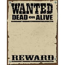 The History Of The Most Wanted Poster Huffpost
