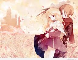 ❤ get the best wallpaper anime couple on wallpaperset. Adorable Love Cute Anime Couples Novocom Top