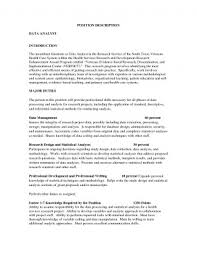 Data Analyst Resume Inspiration Data Analyst Resume Sample Elegant Data Analyst Skills Resume
