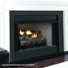 ventless propane fireplace propane fireplace universal firebox propane stove with er ventless propane fireplace logs