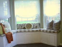 Appealing Bay Window Bench Photo Decoration Ideas ...