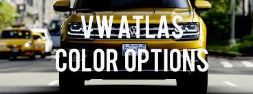 volkswagen unveils new 2018 atlas. brilliant atlas 2018 volkswagen atlas exterior paint color options with volkswagen unveils new atlas