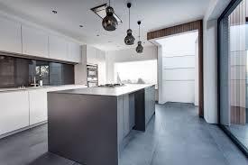 white grey kitchen island pendant lighting upside down home awesome hampshire england modern ideas legs backsplash