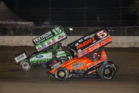 grand forks n d june 7 2018 the world of outlaws craftsman sprint car series will hit the track at river cities sdway in grand forks n d
