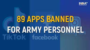 Here's what the new regulations say so far there has been high controversy on the rules with at least six writ petitions being filed before three different high courts of india, challenging these rules. India Army Bans 89 Apps Full List Of Apps Facebook Instagram Tiktok Hungama Pubg Songs Pk Tinder True Caller Helo India News India Tv