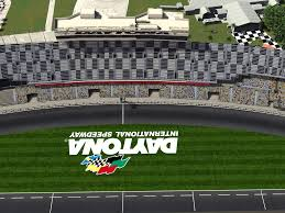 Daytona International Speedway 3d Seating View Is A Great