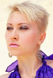 Very Short Haircuts With Shaved Sides For Women Google Search