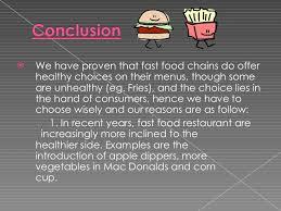 fast food ppt  27