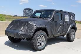 jeep wrangler 2018 release date. modren release release date  2018 jeep wrangler jl spied shows new hardware  autoevolution intended for jeep wrangler jl throughout