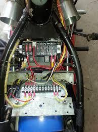 negative earth wiring diagram norton commando classic motorcycles image