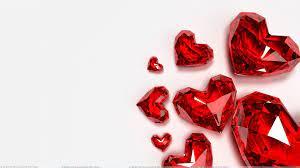 Diamonds Hearts Wallpaper Wallpapers ...