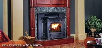 pellet stove fireplace insert fireplaces for