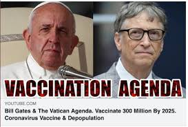 Fact Check: NO Plan By Bill Gates And The Vatican To Depopulate World With  Coronavirus Vaccine; Video Misinterprets Gates' Speech | Lead Stories