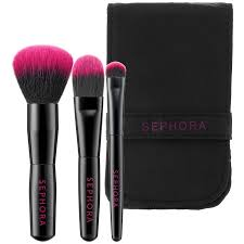 sephora collection travel essential brush set brush sets sephora