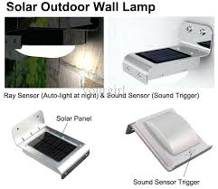 solar wall sconces outdoor outdoor solar wall lights outdoor designs within solar powered wall lights outdoor