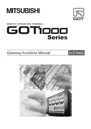 got1000 series gateway functions manual for gt works3