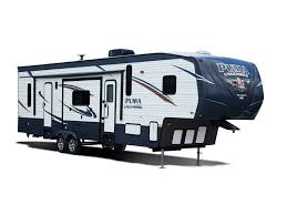 puma unleashed toy haulers offer you the best of both worlds camping and being able to bring your toys along for the adventure