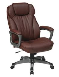 brown office chair brown leather office chairs