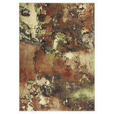 kas rugs abstract art beige ivory 5 ft x 8 ft area rug