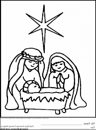 Christmas Nativity Coloring Pages 9ncm Christmas Nativity Coloring