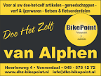 DHZ & BikePoint van Alphen