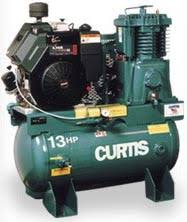gas air compressor. gas air compressor from compressed systems: curtis