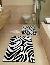 black white bathroom rugs elegant black and white bath rug animal zebra black and white bath black white bathroom rugs