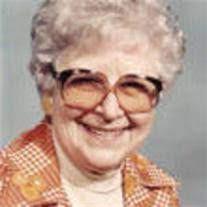 Clara Riggs Obituary - Visitation & Funeral Information