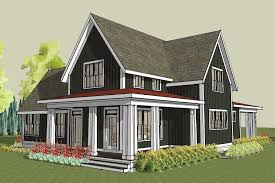 excellent one story farmhouse plans wrap around porch house plans 12543 as well