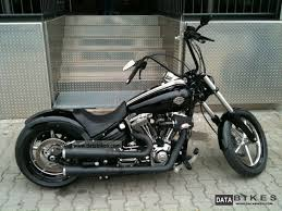 2010 harley davidson rocker c custom transformation