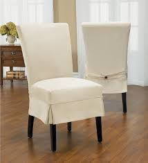 image result for loose covers for dining room chairs pleat