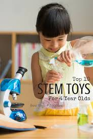 Top 10 STEM Toys For 4 Year Old Boys and Girls Olds