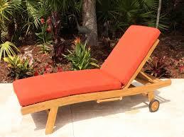 Furnitures Sunbrella Chaise Lounge Cushions Beautiful Wayfair