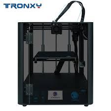 <b>Tronxy</b> D01 3D Printer Kit <b>DIY</b> Core <b>XY</b> Industrial Linear Guide Rail ...