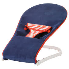 TOVIG Baby bouncer Blue/red - IKEA