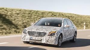 Mercedes-Benz S-Class: <b>Intelligent</b> Drive Next Level.