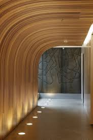 curved wood ceiling. Brilliant Curved Wood Ceiling Curved Uplighting With Curved Wood Ceiling H