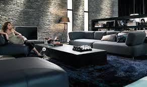 black modern living room furniture. modern furniture living room designs black o