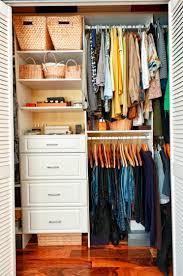 Small Closets Tips And Tricks Nicho Smalls And Com  Ways To - Organize bedroom closet