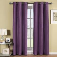 attractive purple kitchen curtains also curtain at for elega