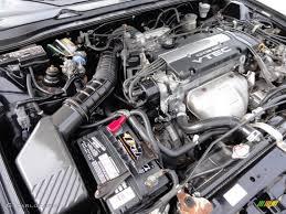 1999 Honda Prelude Type SH 2.2 Liter DOHC 16-Valve VTEC 4 Cylinder ...