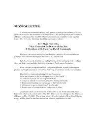 Request Letter Format For Endorsement Fresh Sample Sponsorship ...