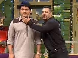 Image result for सलमान खान और आमिर खान से इस बात में आगे निकल गऐ कपिल शर्मा