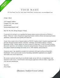 Sample Business Cover Letters Vitadance Me