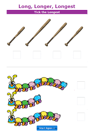 Measurement Worksheets Interactive and Printable