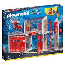 Playmobil City Action Große Feuerwache 9462 Babyjoech
