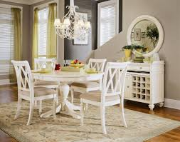 White Round Kitchen Table Round Dinner Table Set Astonishing Ideas Modern Round Dining