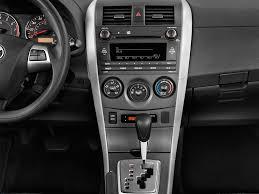 2012 Toyota Corolla Instrument Panel Interior Photo | Automotive.com