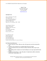 References On A Resume 100 List References On A Resume Emails Sample How To Write 74
